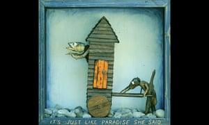 Its Just Like Paradise She Said by Len Shelley