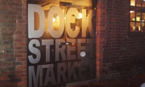 dock street market leeds