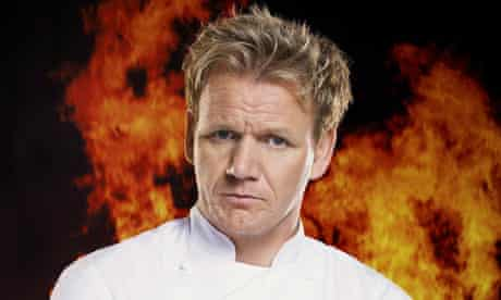 'Hell's Kitchen' TV Series, Season 4 - 2008