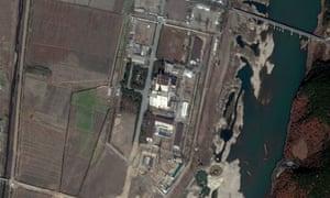 North Korea's Yongbyon nuclear facility
