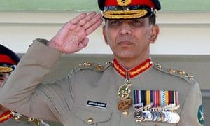 Pakistan's General Ashfaq Kayani
