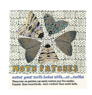 G2 gift guide: £3: Moth patches