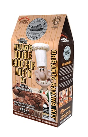 G2 gift guide: £3: Wallace and Gromit baking kit