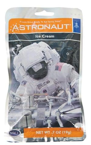 G2 gift guide: £3: Astronaut ice cream