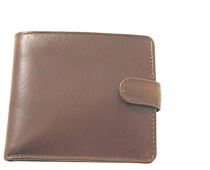 Christmas gift guide £50: Wallet