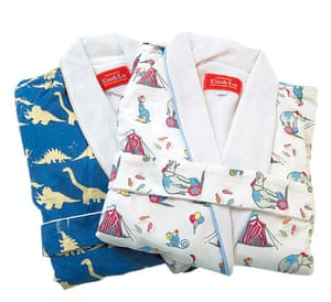Christmas gift guide £50: Children's dressing gowns