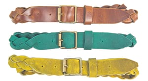 Christmas gift guide £50: Belts