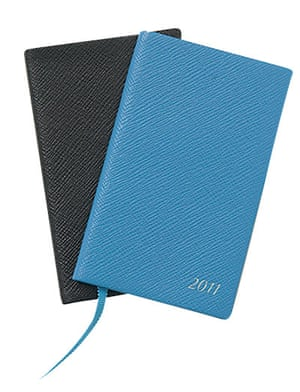Christmas gift guide £50: Smythson diaries