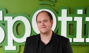 spotify, founder, daniel ek