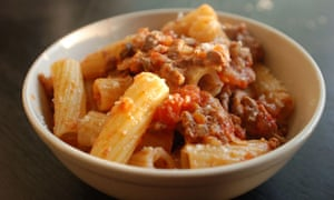 Perfect bolognese