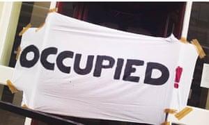 Leeds student occupation