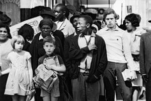 David Goldblatt: On Eloff Street, 1967