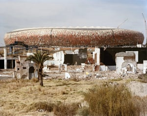 David Goldblatt: The ruins of Shareworld and FNB Soccer City Stadium