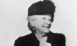 Laura Ingalls Wilder in the 1930s.