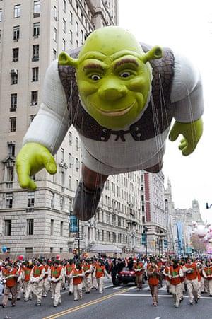 Thanksgiving Day Parade: Thanksgiving Day Parade, New York