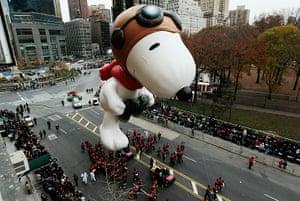 Thanksgiving Day Parade: Thanksgiving Day Parade