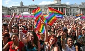 London Pride, Gay Parade 2009