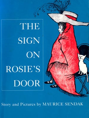 10 best illustrated : The Sign on Rosie's Door