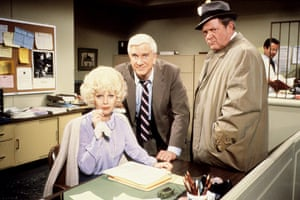 Leslie Nielsen obituary: 'Police Squad' TV series - 1982