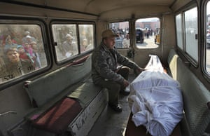24 hours in picrtures: shootout in srinagar