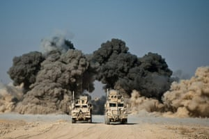 24 hours in picrtures: 502nd Infantry in afghanistan