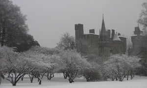 Freezing weather forecast for Cardiff | Cardiff | The Guardian