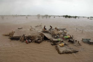 Year in Climate: Flash floods in Pakistan