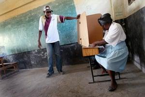 Haiti Elections: Haiti Holds Presidential Election