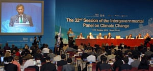 Year in Climate: Climate change experts gather in Busan