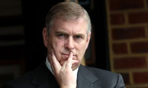 Prince Andrew spoke 'cockily' at a business brunch in Kyrgyzstan, a secret embassy cable claimed
