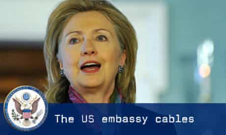 Clinton US embassy cables