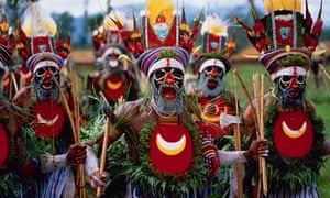 Huli Warriors