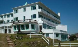 Burgh Island Hotel, Devon