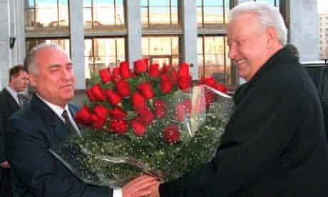 Former Russian Prime Minister Victor Chernomyrdin dies