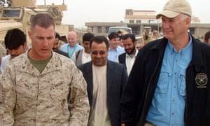 William J Lynn III Gulab Mangal Helmand