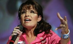 Sarah Palin campaigning