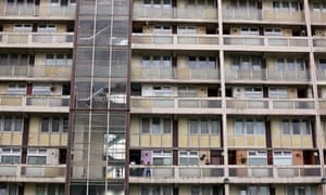 socially rented homes