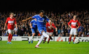 sport: Chelsea v Spartak Moscow