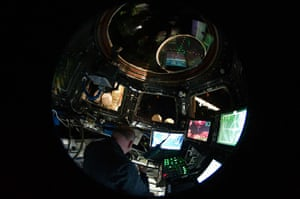 Space Monthly: ISS Cupola observatory platform