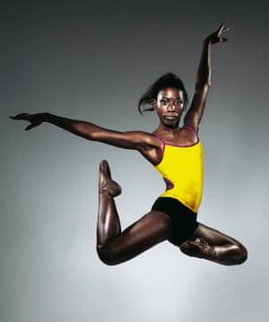 Black ballet: Cira Robinson