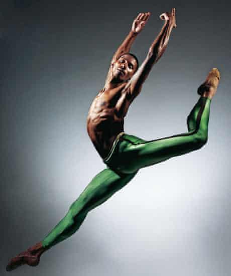 Black ballet: Jazmon Voss