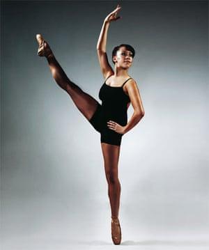 Black ballet: Kanika Carr