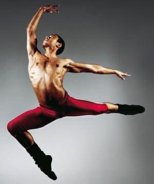 Black ballet: Jade Hale-Christofi