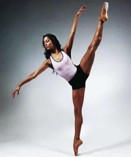 Black ballet: Sarah Kundi