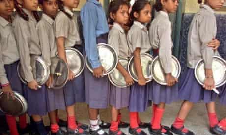 india malnutrition food