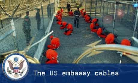 Guantanamo US embassy cables
