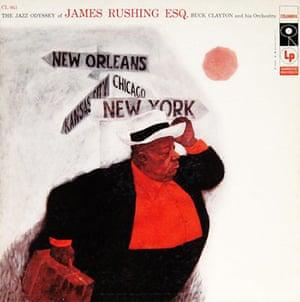 Neil Fujita: The Jazz Oddyssey of James Rushing Esq, 1956