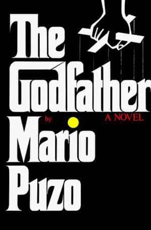 Neil Fujita: The Godfather book cover designed by S. Neil Fujita