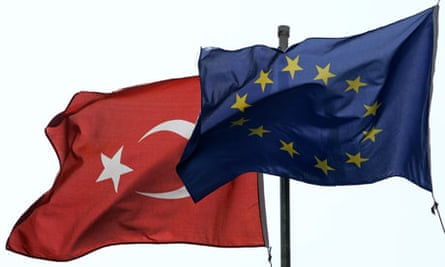 EU member states are concerned by the prospect of Turkish accession