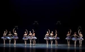 ABT in Cuba: Dancers of the American Ballet Theatre perform in Havana, Cuba